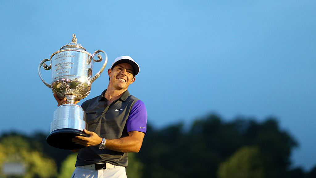 Here's why you want Rory to win the PGA Championship
