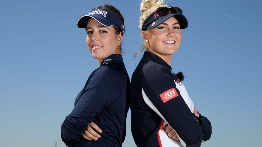 'It's a proper golf course': Britain's finest on their ANA chances