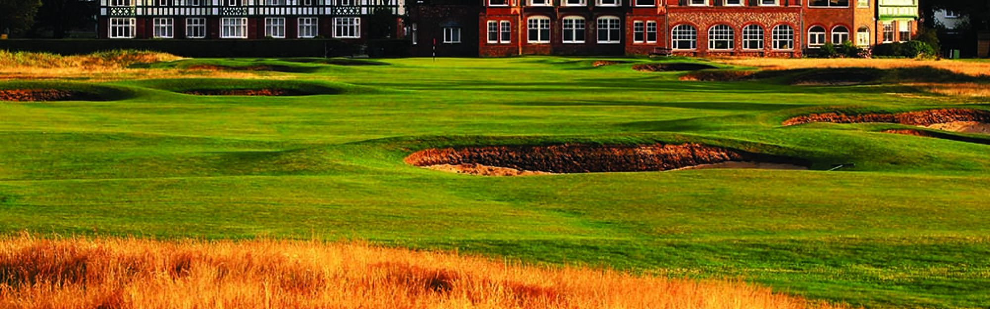 Played by NCG: Royal Lytham & St Annes