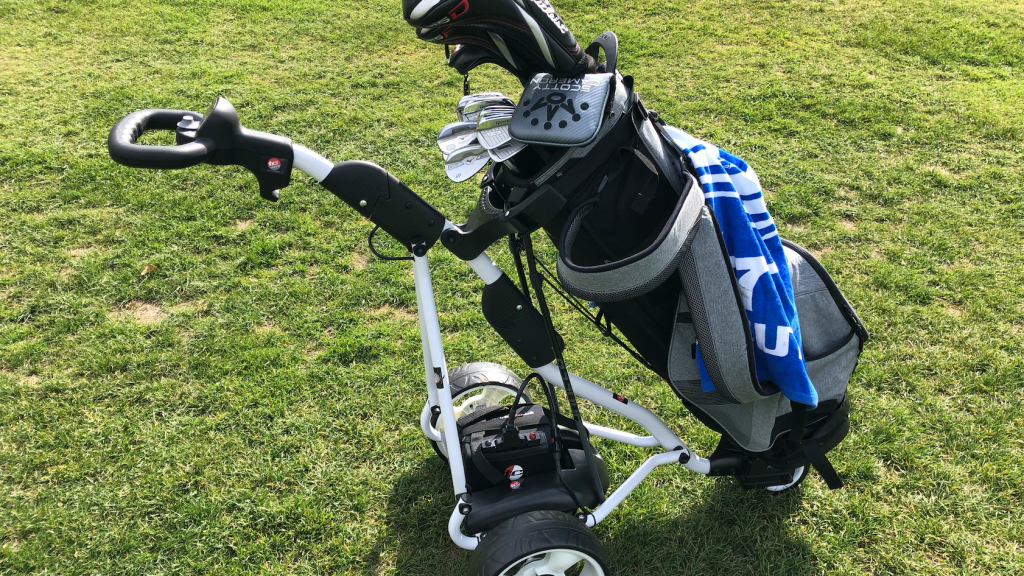 Top Caddy looking to make waves in the trolley market with TC1