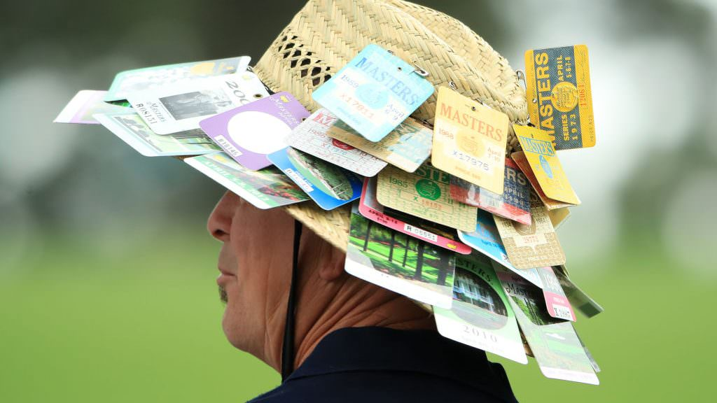 Is there a suggestions box for the Masters?