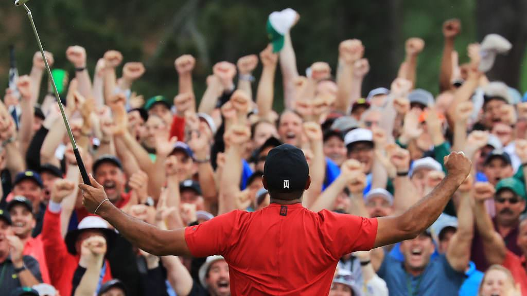 Can we now call Tiger Woods the greatest of all time?
