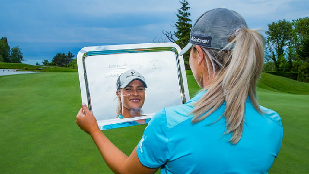 Dimmock qualifies for Evian with first LET win