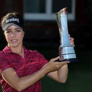 Win: A pair of tickets to the AIG Women's British Open