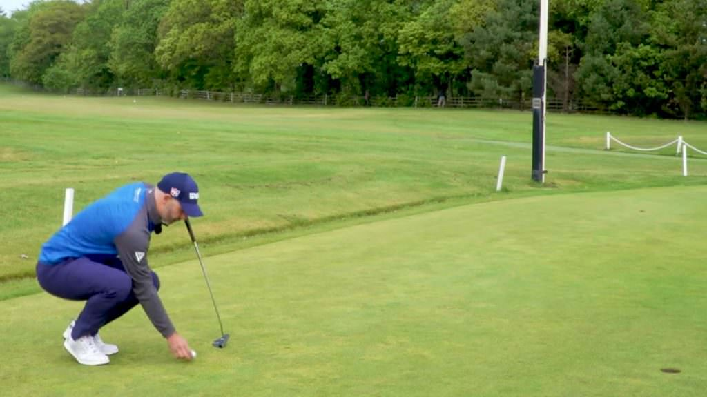 Hole more six-foot putts with this quick drill
