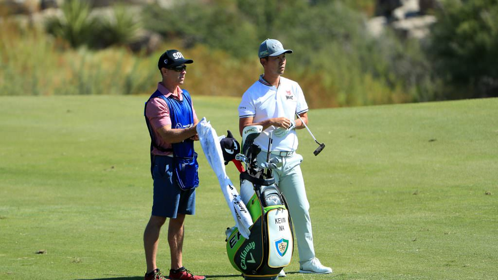 What's in Kevin Na's winning bag?