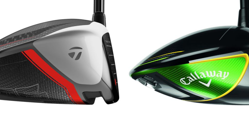 We put TaylorMade and Callaway's flagship drivers up against each other