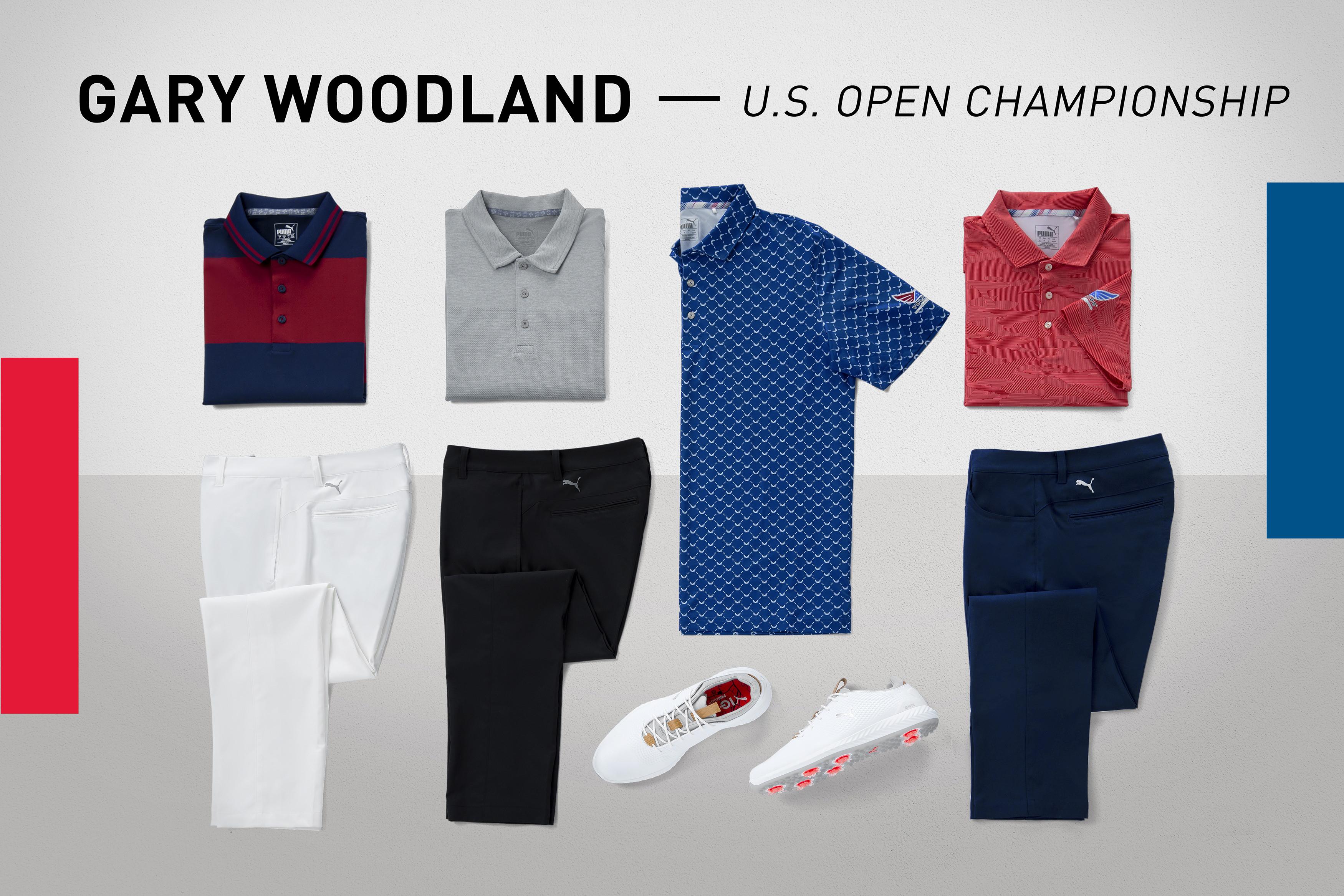 US Open equipment