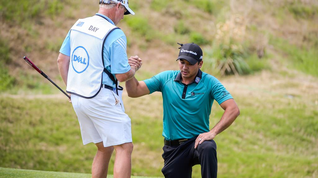 What's the strangest golf injury you've ever had?
