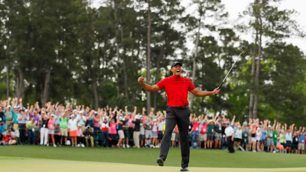 Tiger Woods 2019 schedule