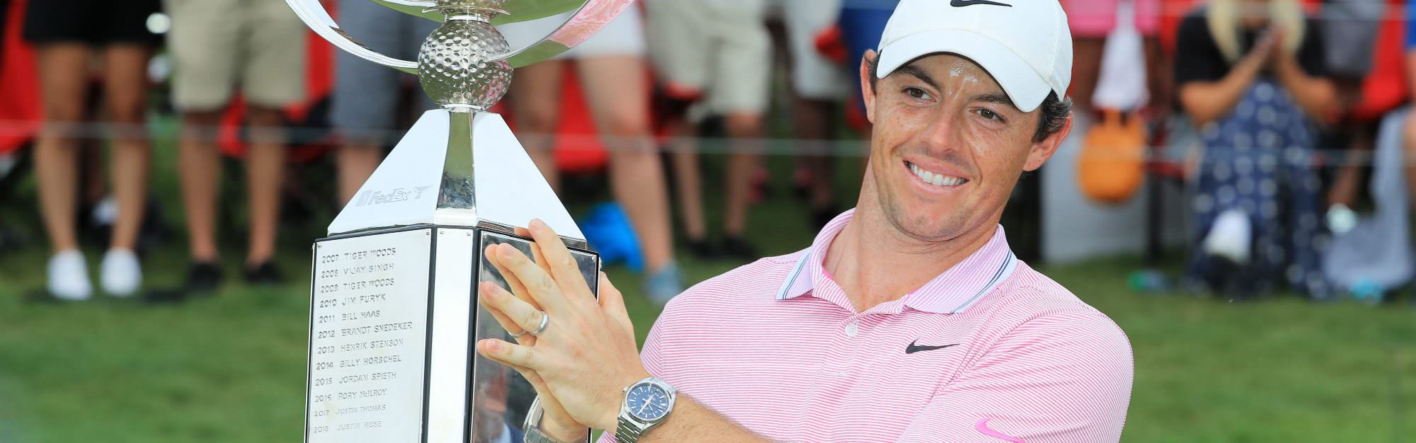 15 million reasons to smile: Rory makes FedEx Cup history