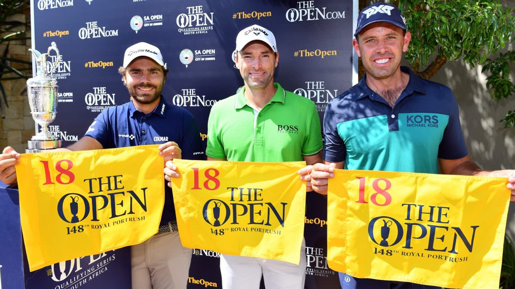 How to qualify for the Open
