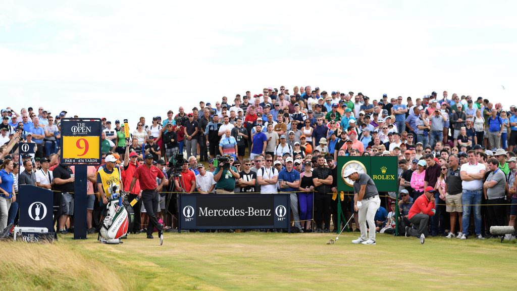 How do you get tickets for the Open?