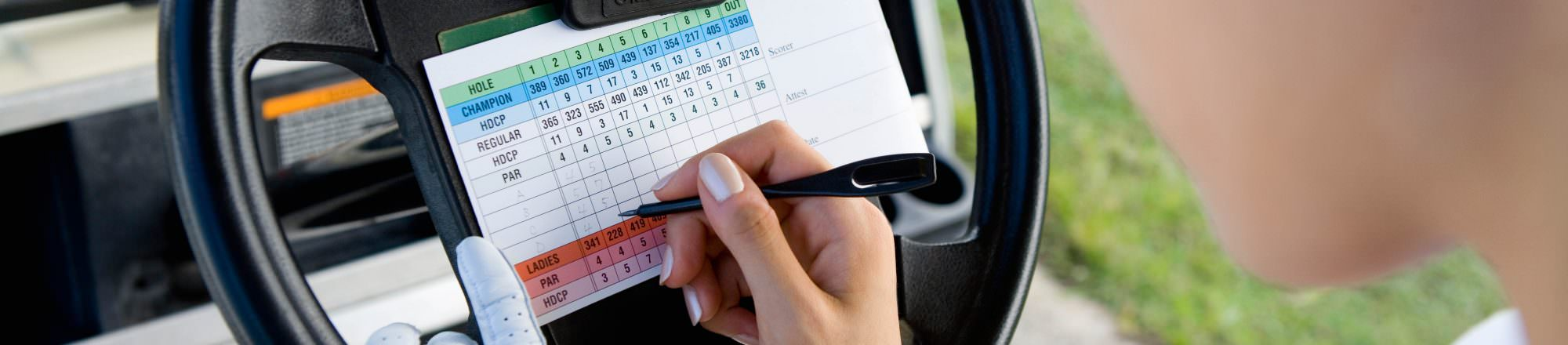 What is the Slope Rating and how will it affect your handicap?