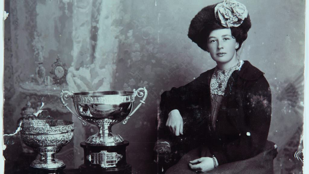 Tales of Royal Portrush: The seeds of the Curtis Cup
