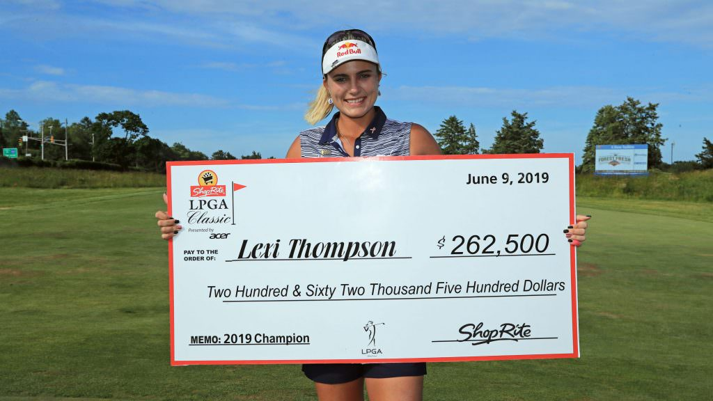 Why it's time to pay female golfers the same as men