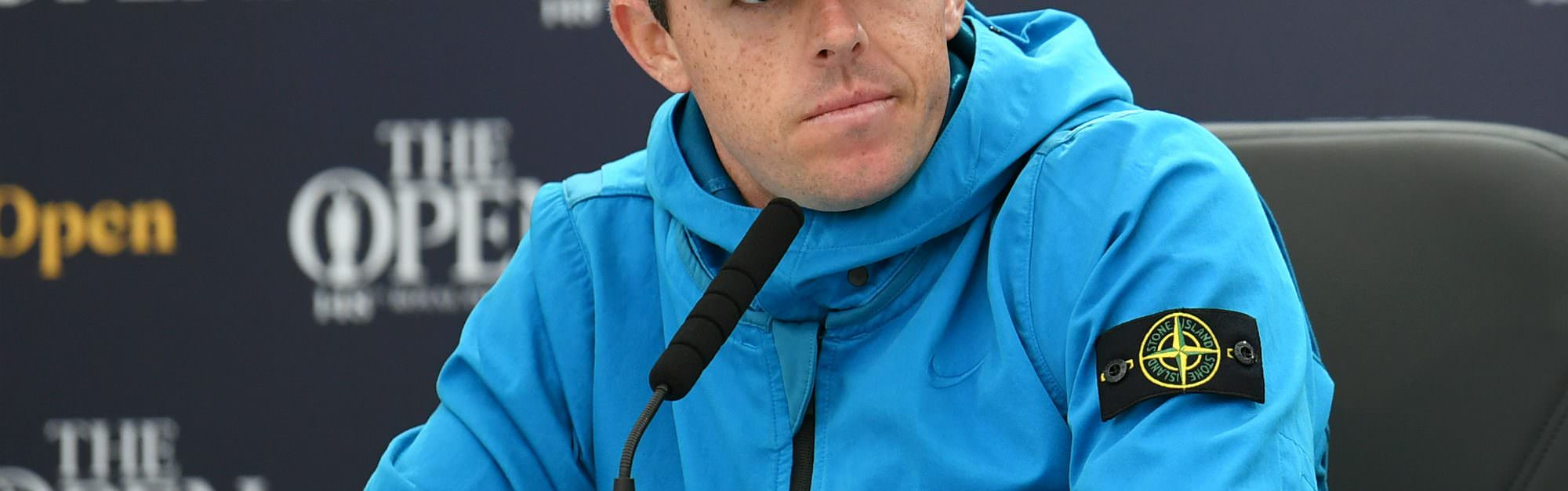 What on earth was Rory wearing at the Open?