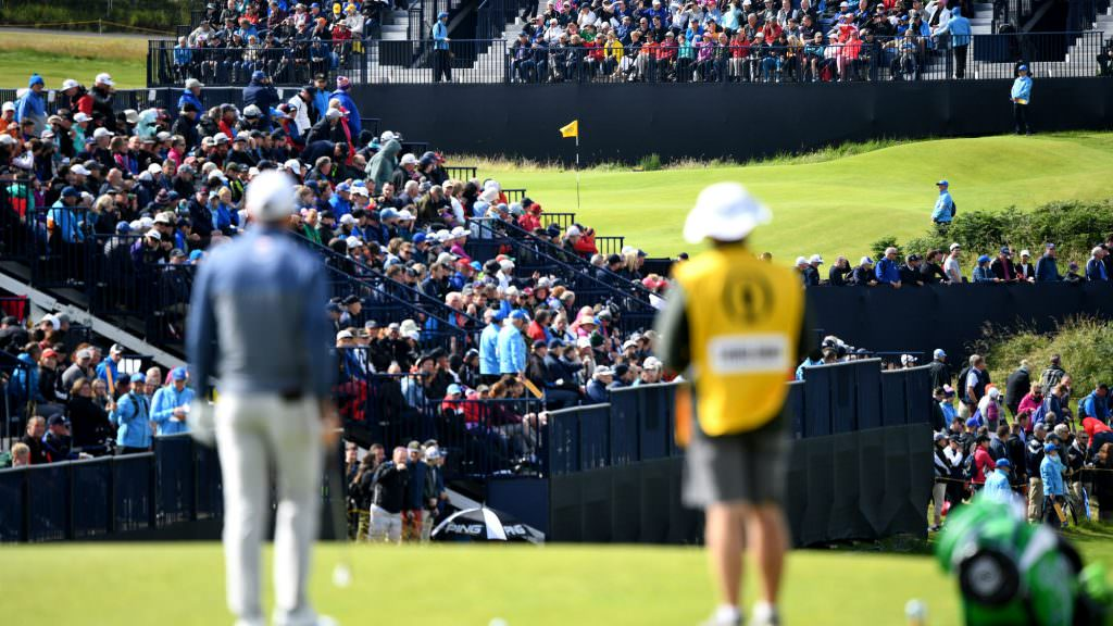 It's the Open that no one wants to miss – or wants to leave