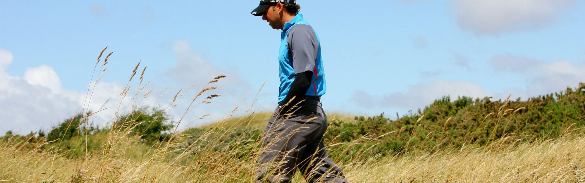 'Carnoustie was the hardest to take'