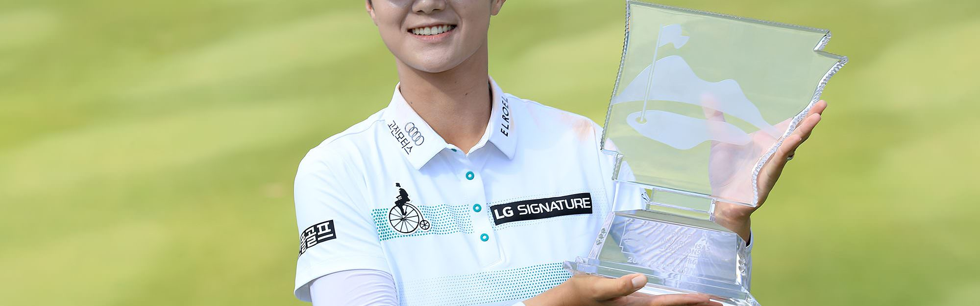 Park rises back to the top after 7th LPGA victory