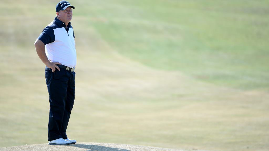 'I'd love to build a course and get Wales on the Open rota'