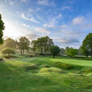 Course focus: Berkhamsted, England