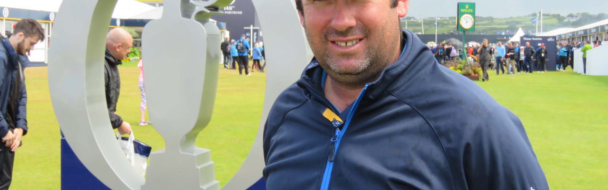 Meet the other McDowell at this year's Open