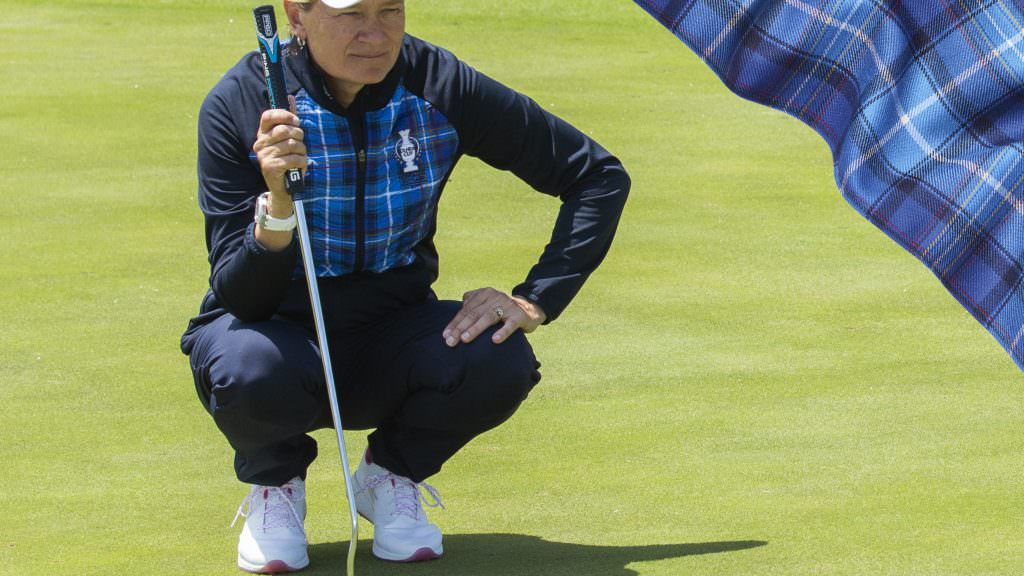 Solheim Cup - Team Europe's Sunday Outfit revealed