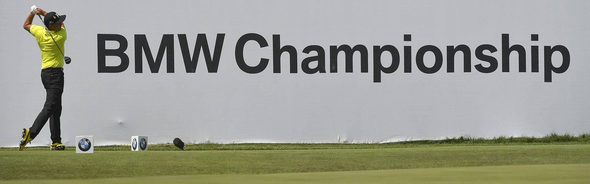 2019 BMW Championship prize money