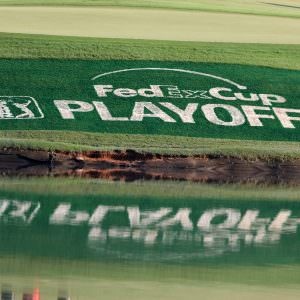 What is the FedEx Cup Play-offs format?