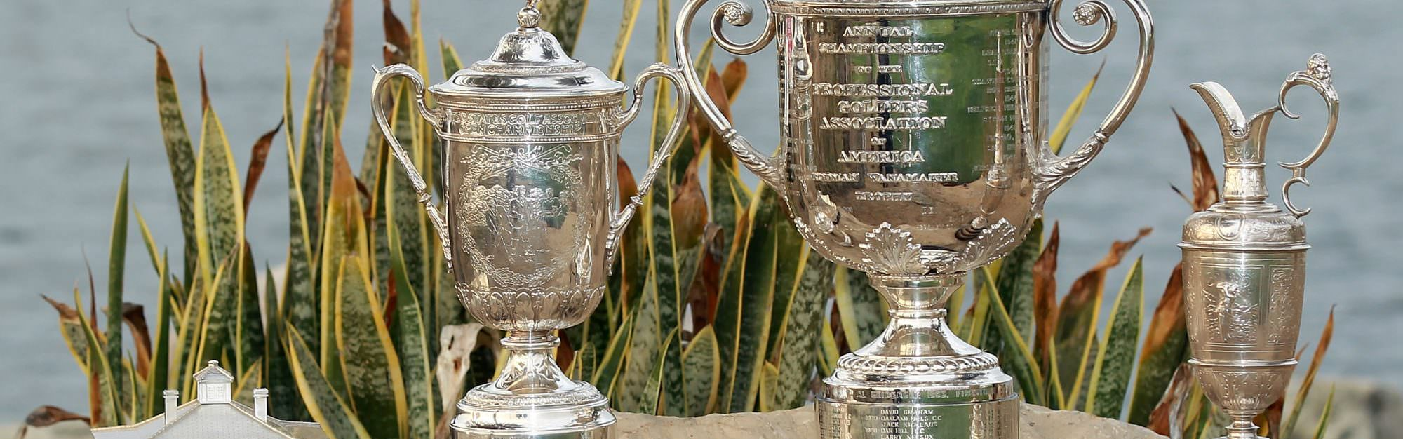 New dates for golf's four majors confirmed