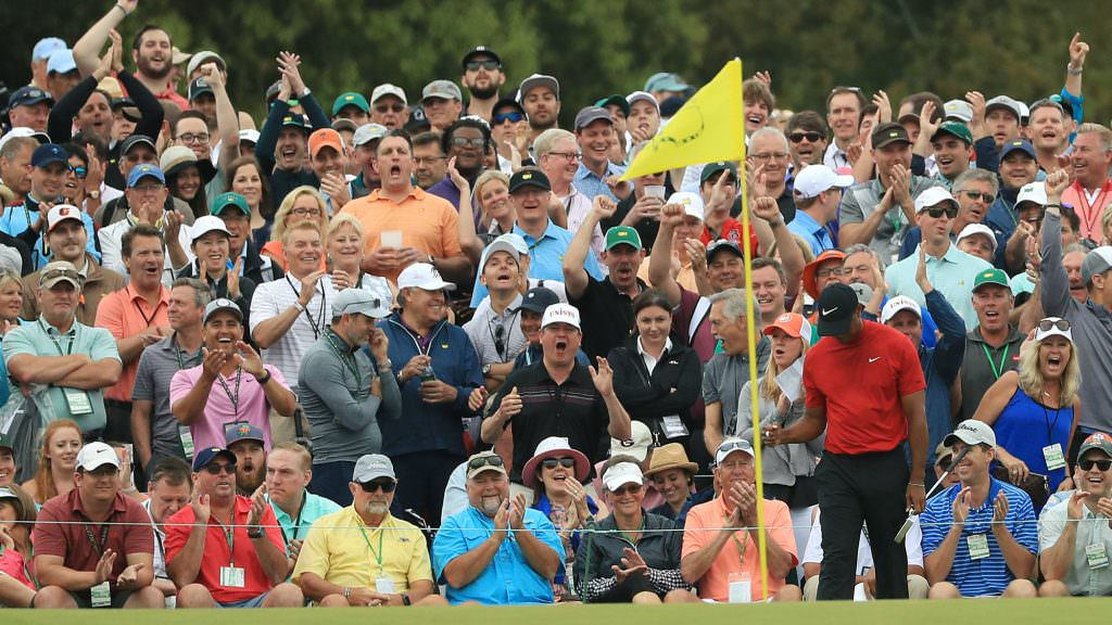 Tiger stuck on 14? Imagining golf with VAR