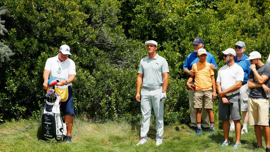 'It's not a rule': The inside story of regulating slow play on tour