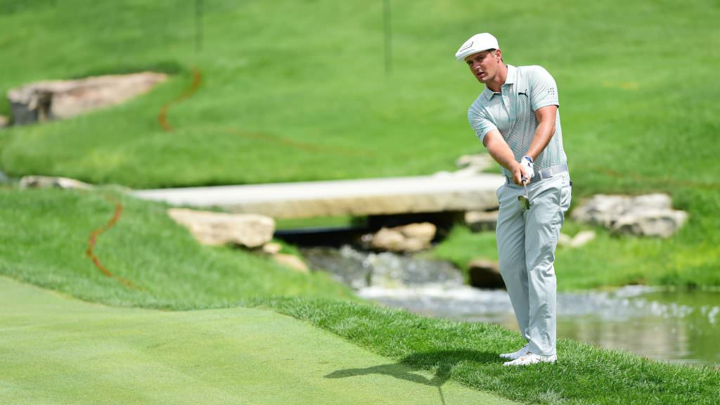 'Have the balls to say it to my face' – DeChambeau hits out at slow play critics