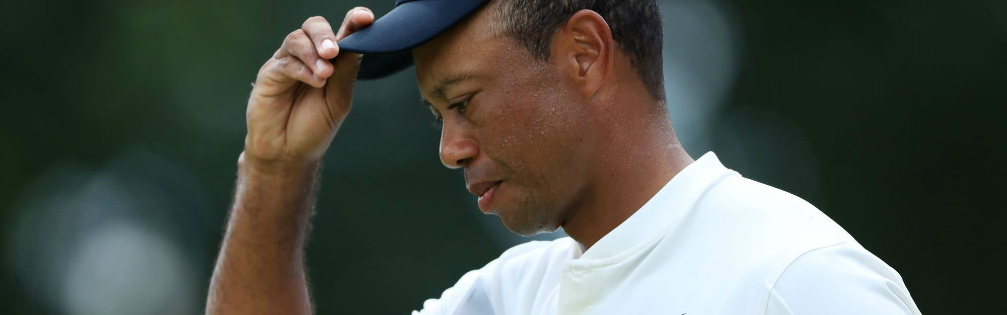 Tiger goes under the knife again