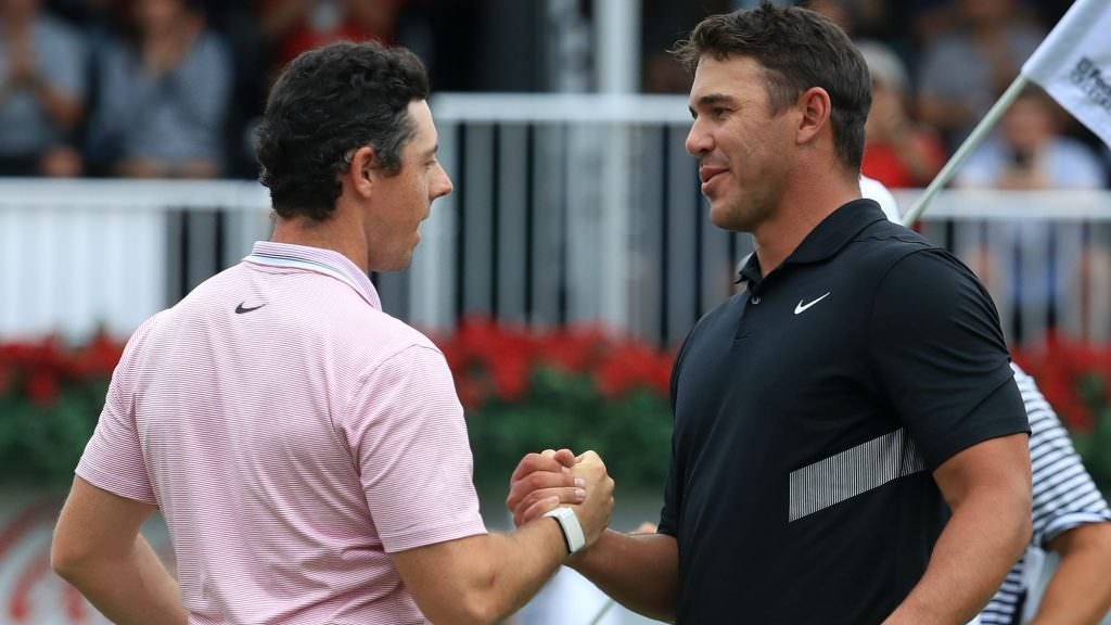Was McIlroy the right choice for Player of the Year?