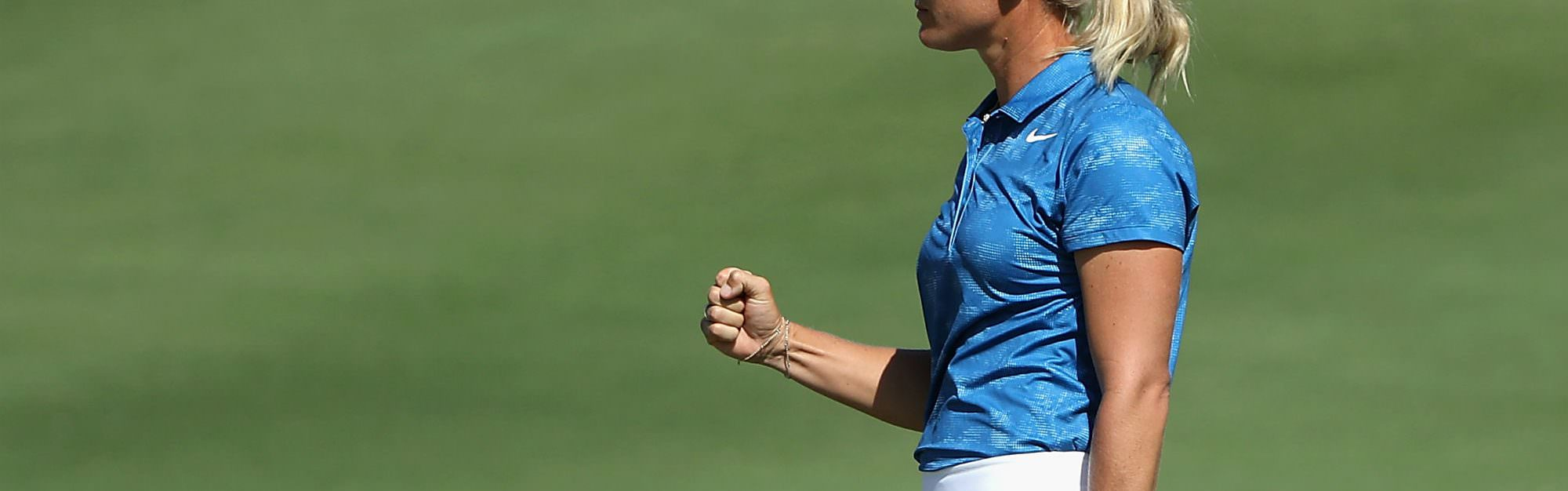 'It's Suzann Pettersen – I'd have picked her too'