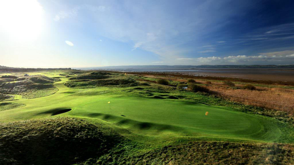 England's Open Championship Venues