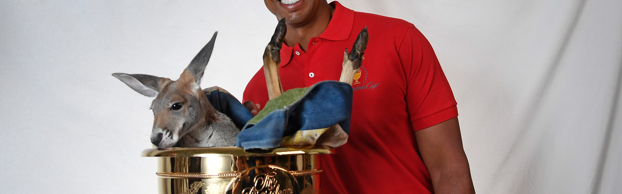 Will Tiger pick himself for the Presidents Cup?