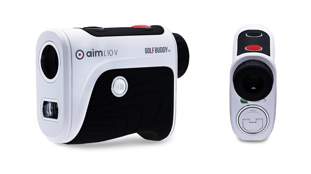 How the Golf Buddy Aim L10V is changing the laser game