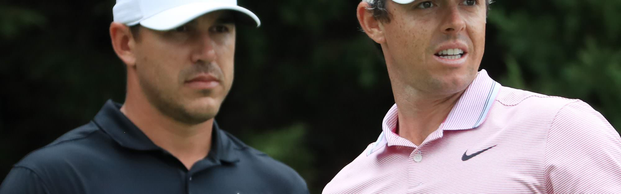 Rory and Brooks are in (different) leagues of their own