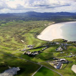 New Doak links to put north-west Ireland on the map