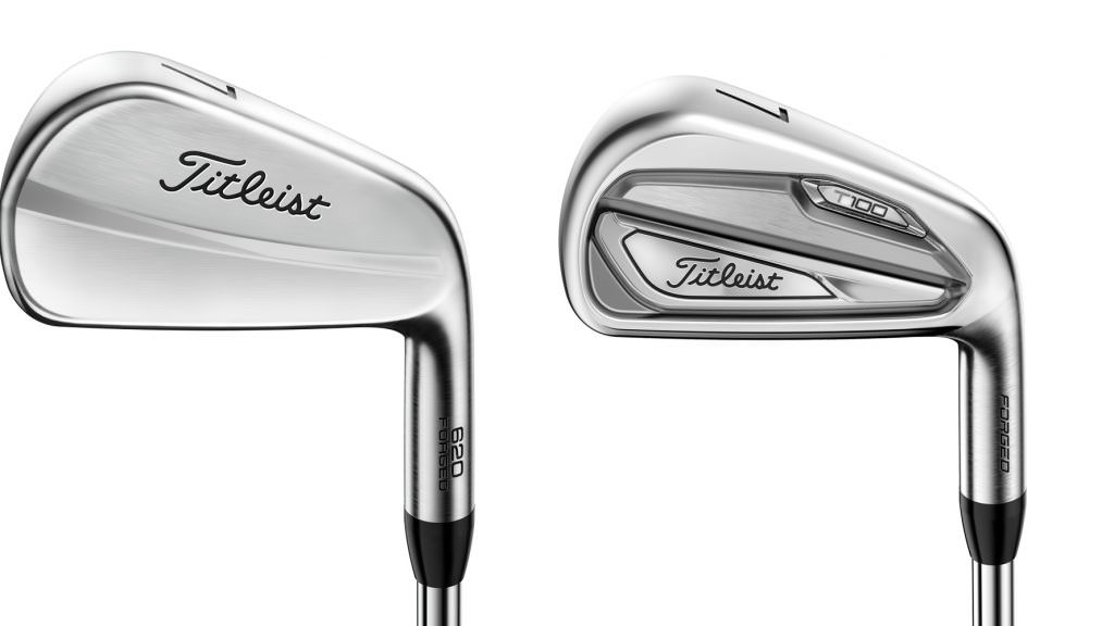 Brand new Titleist irons, you say? Here's how they perform