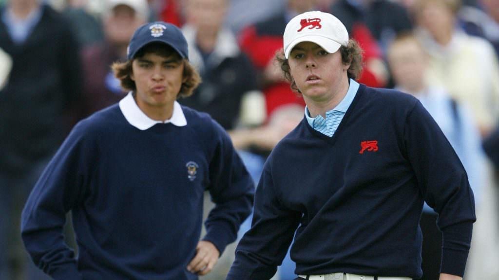 Walker Cup stars who made the big time