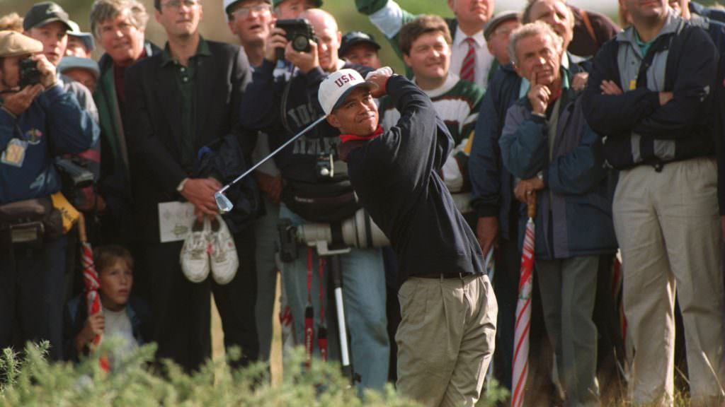 Quiz: Can you name these famous Walker Cup players?