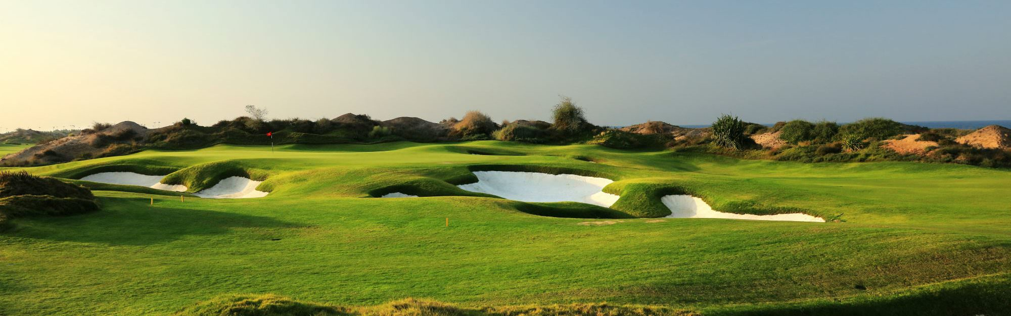 NCG Top 25 Golf Courses in the Middle East