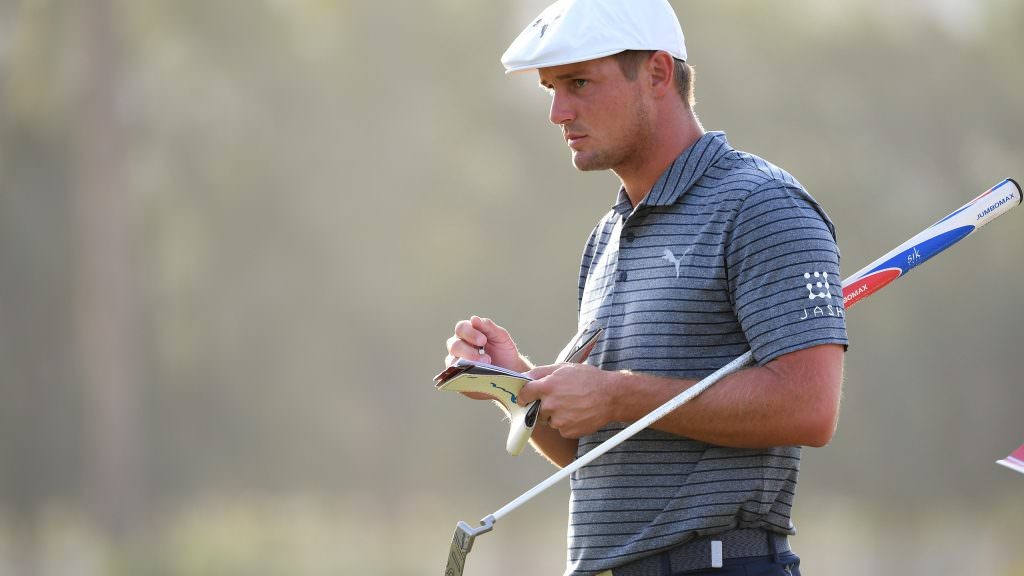 Don't blame DeChambeau for slow play – we're all just as bad