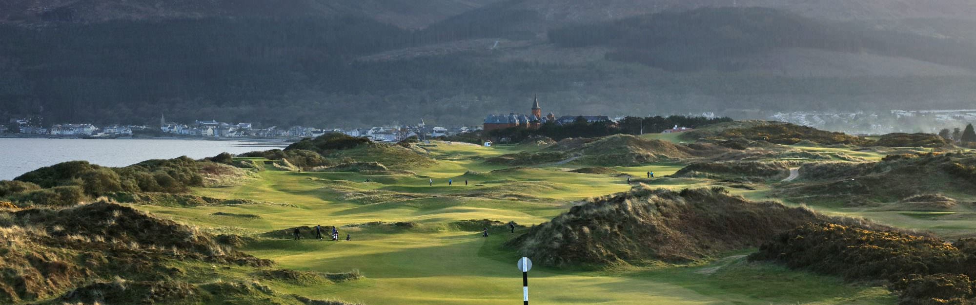 The 10 best holes in Great Britain and Ireland