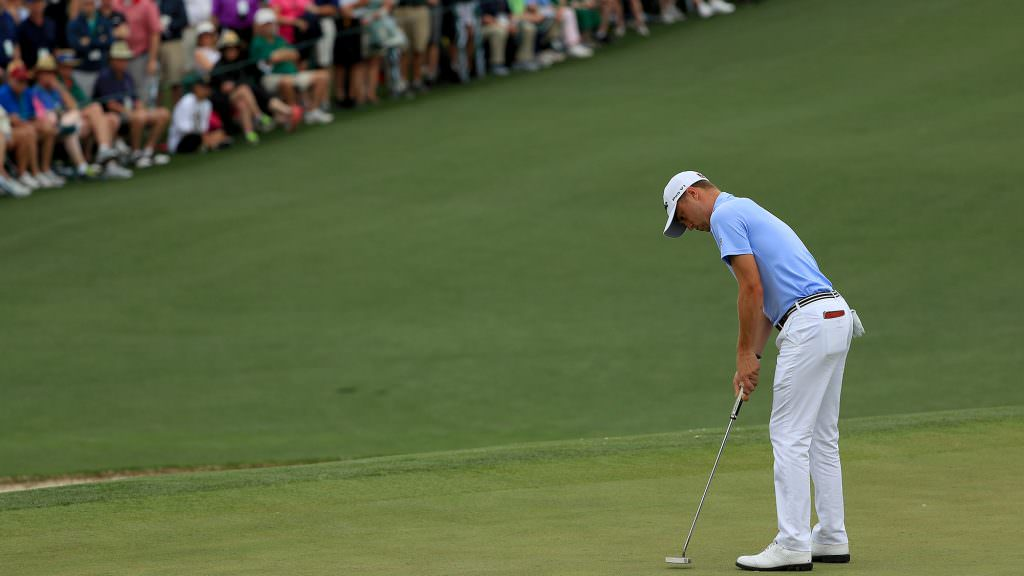 How to hole more short putts