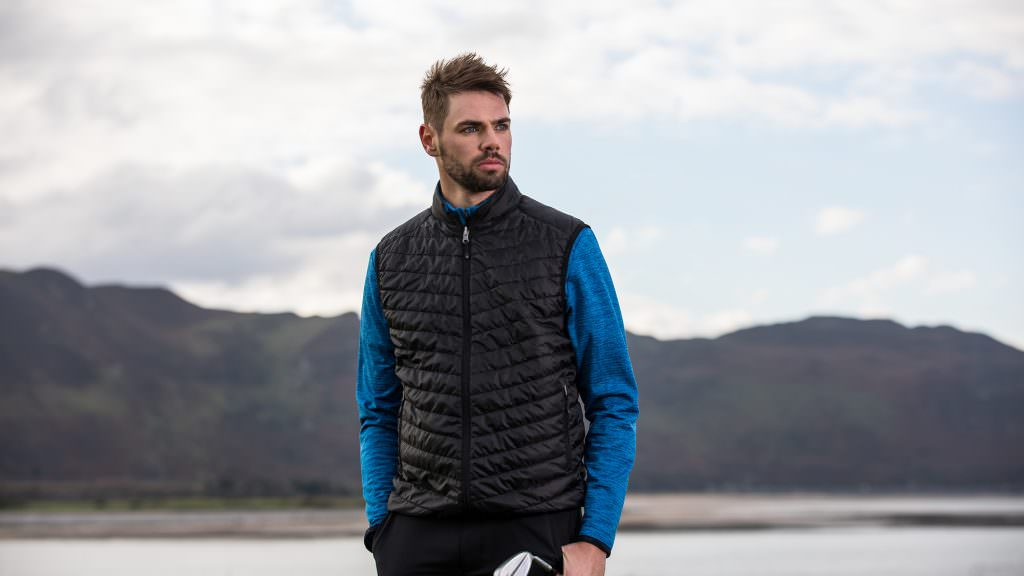 Complete your winter look with Ping's new Primaloft range
